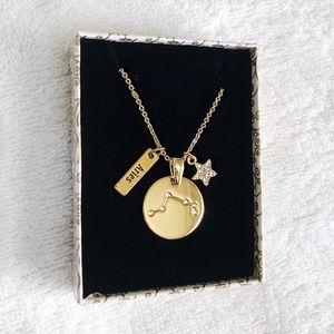 swarovski aries necklace ♈️